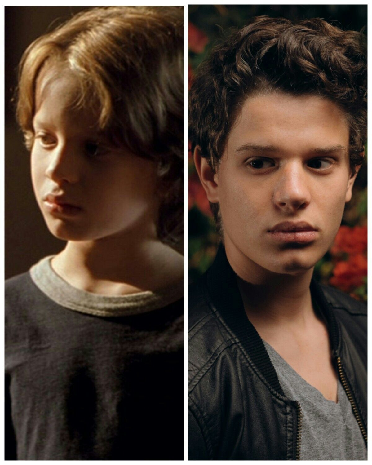 """Bobby Coleman from """"Martian Child"""" then and now. I ..."""