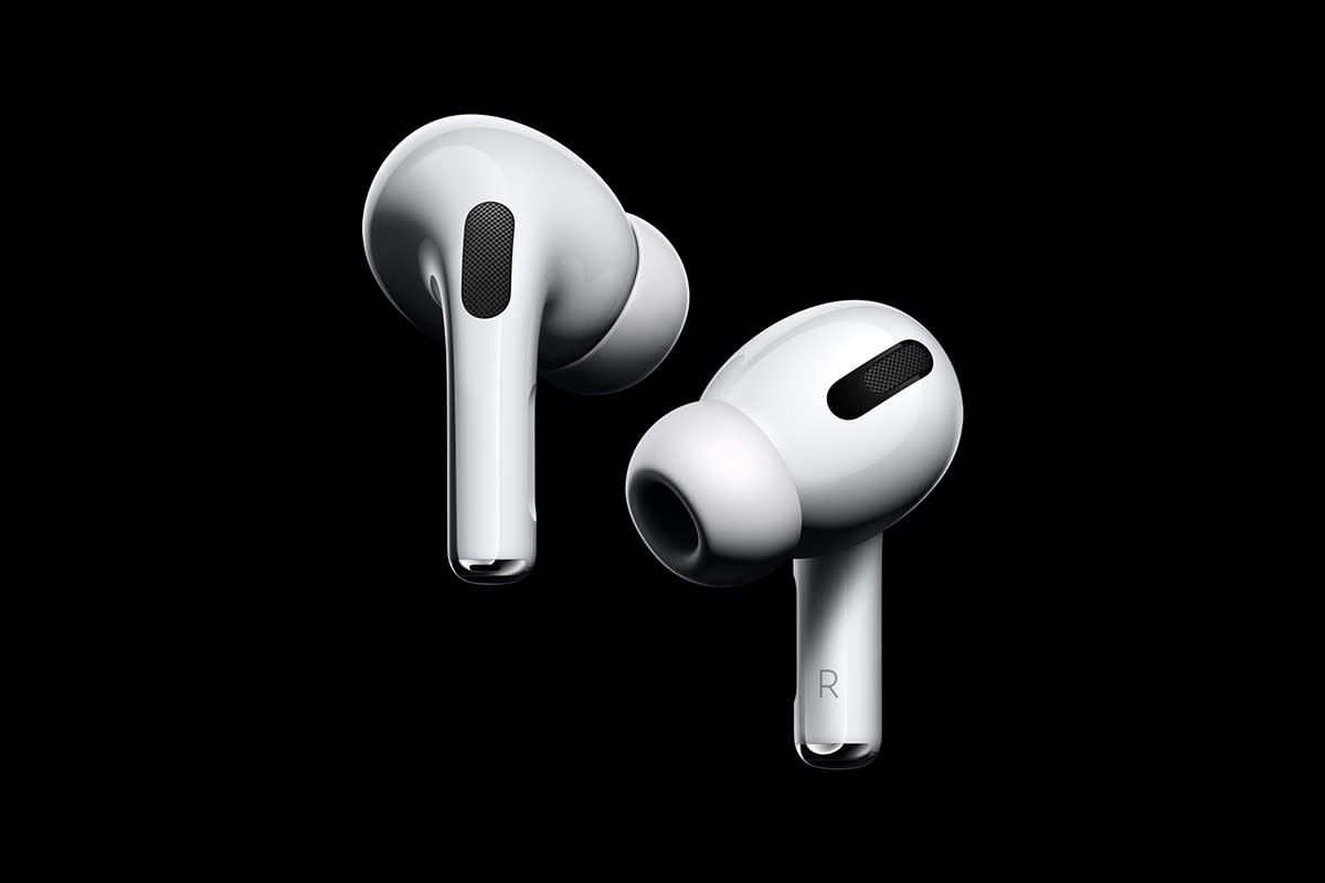 Apple Announces New Airpods Pro With Noise Cancelling Airpods Pro Earbuds Noise Cancelling