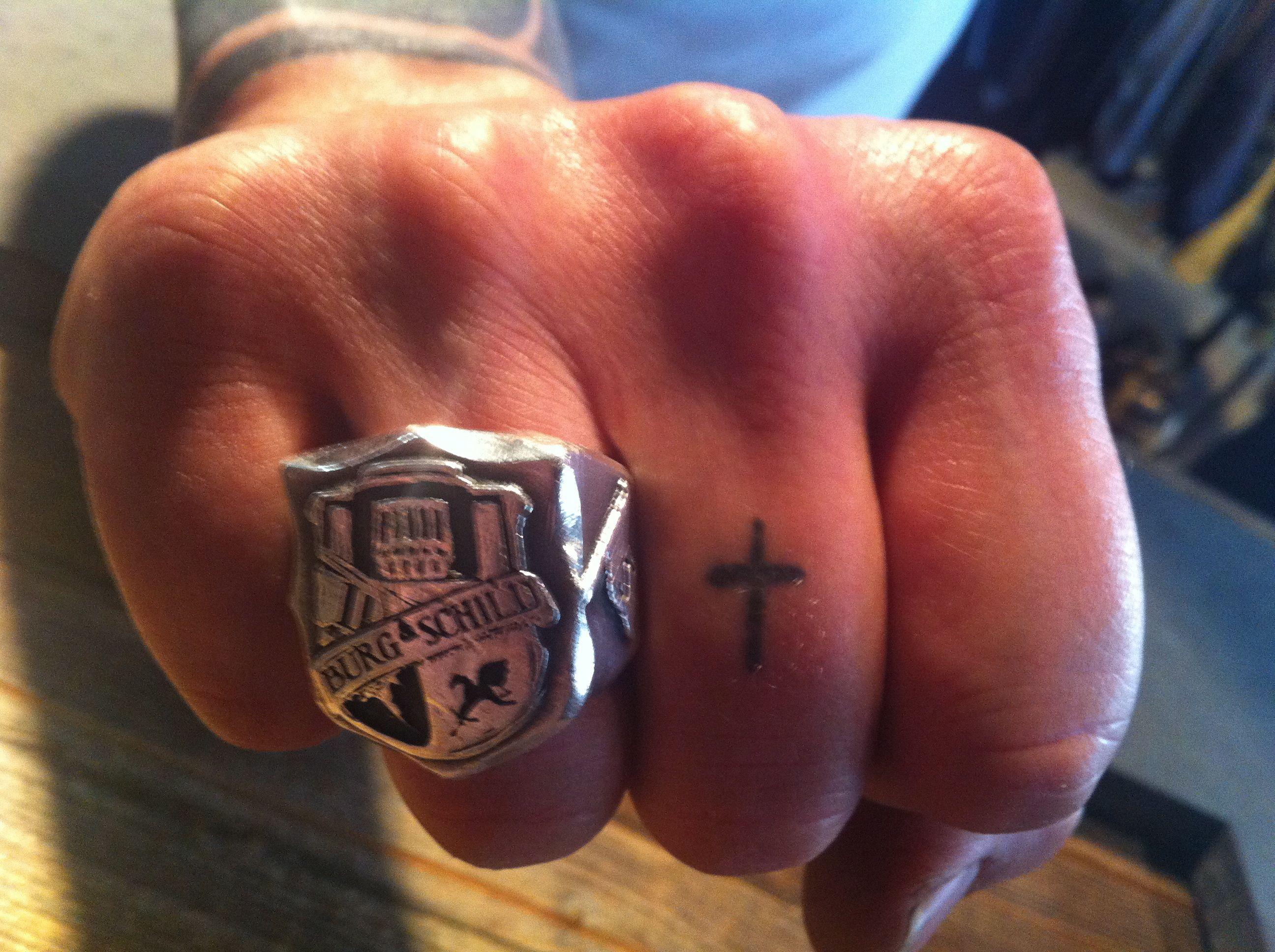 The Burg & Schild Ring!