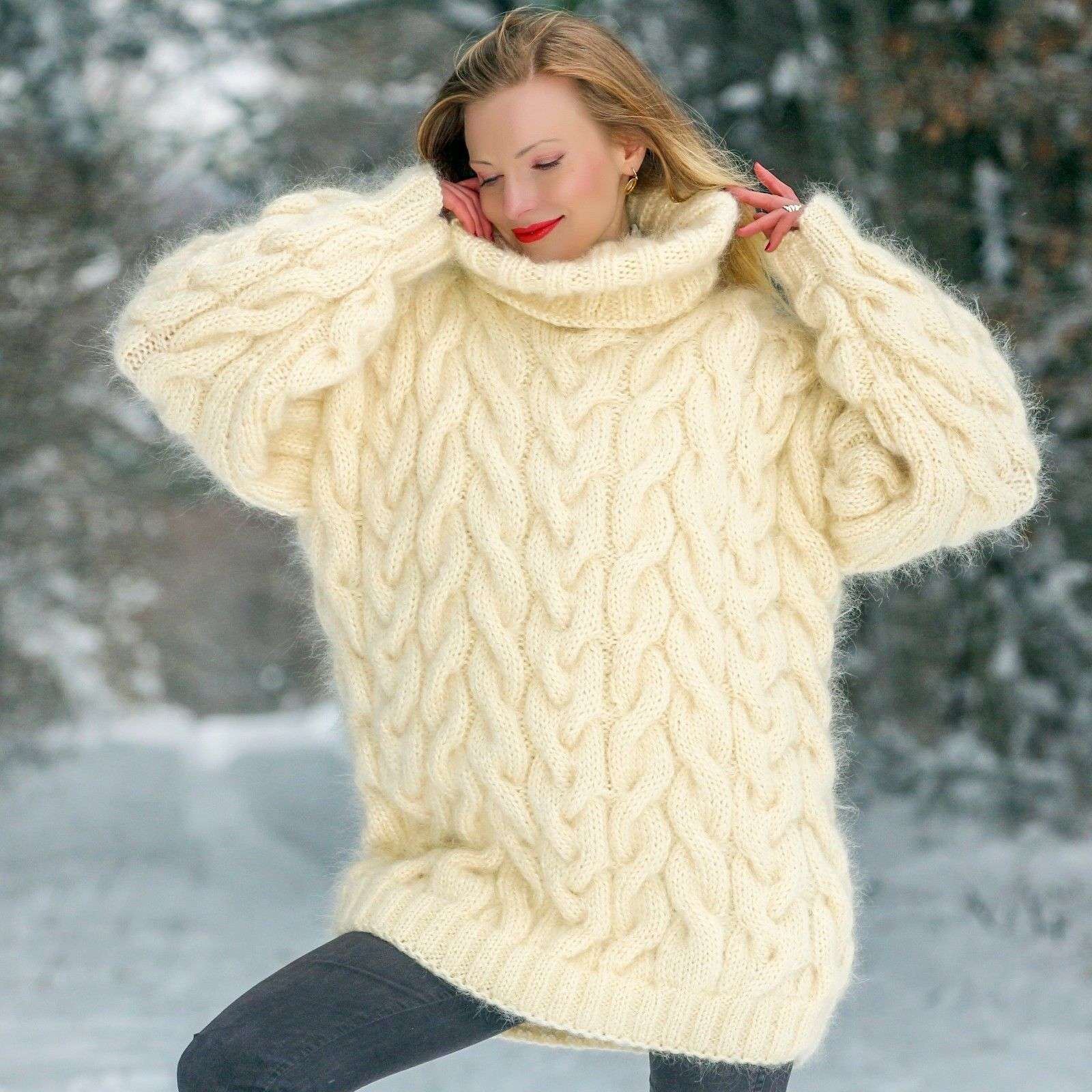 Thick Pullover SUPERTANYA