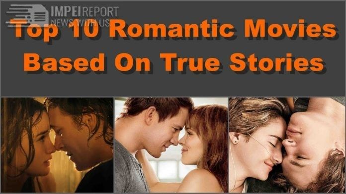 Most popular romantic hollywood movies