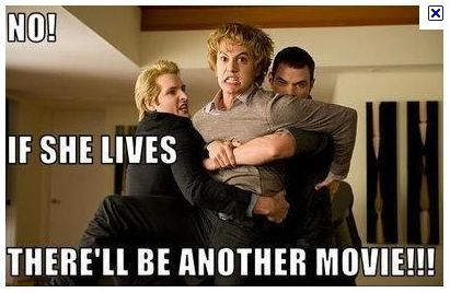 I like Twilight, but this is funny!