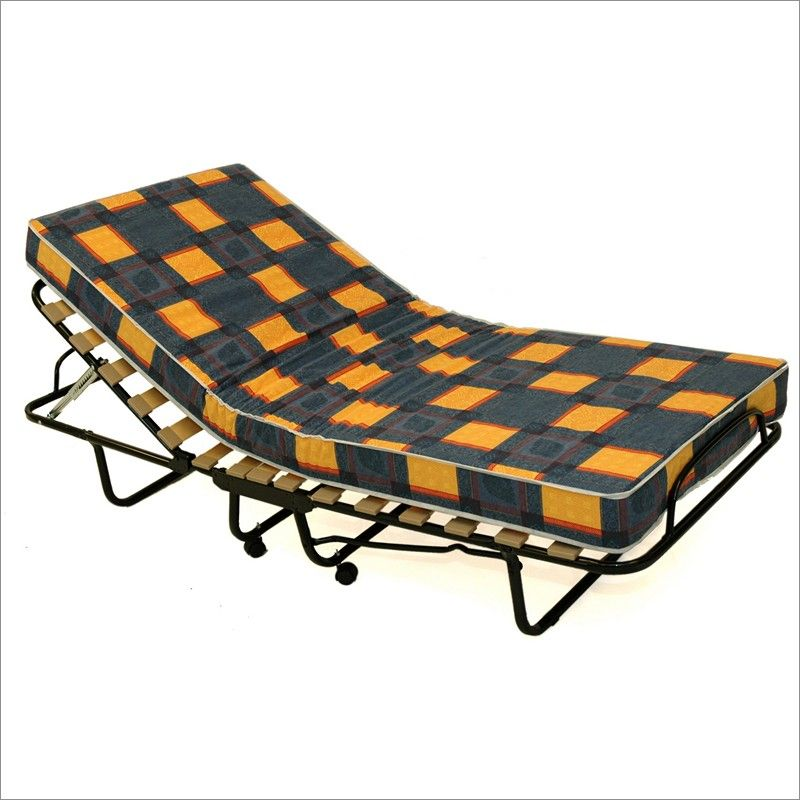 Best Innerspace Luxury Products Deluxe Folding Bed Folding 640 x 480