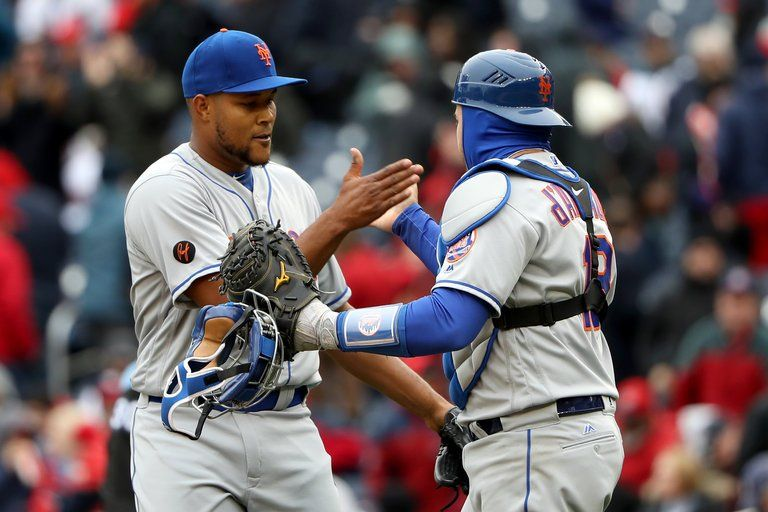 Mets 3, Nationals 2 Mets May Be Lacking in Speed, but