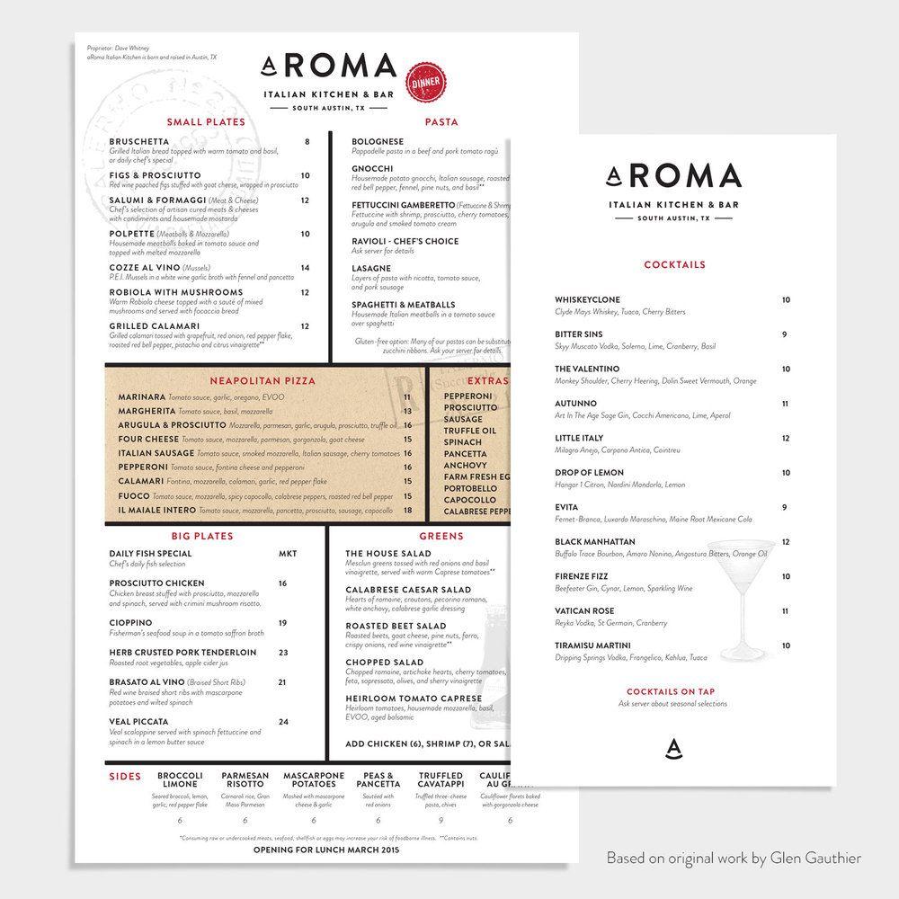 simple menu design ideas google search menu design pinterest
