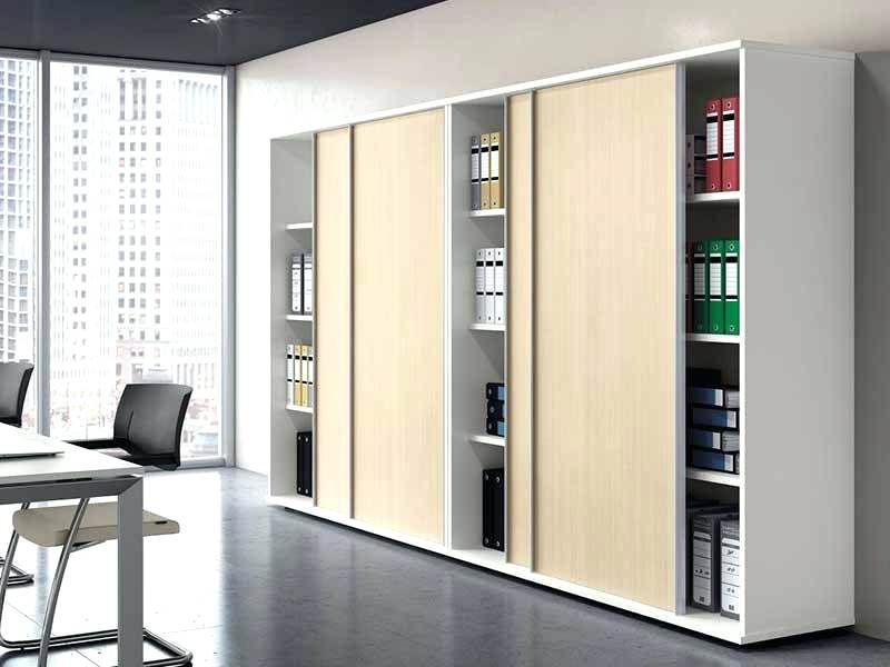 Armoire De Rangement Armoire Rangement Porte Coulissante Galerie Photos Meuble Bureau Room Divider Home Furniture