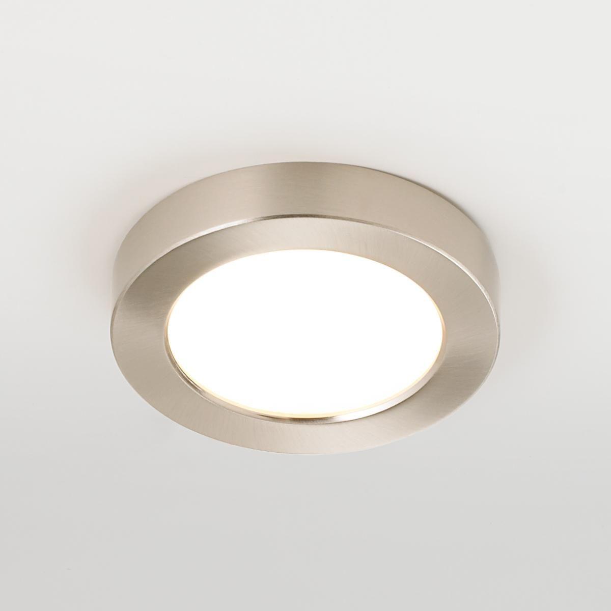 5 5 Led Simple Round Low Profile Ceiling Light Ceiling Lights Recessed Lighting Low Ceiling Lighting