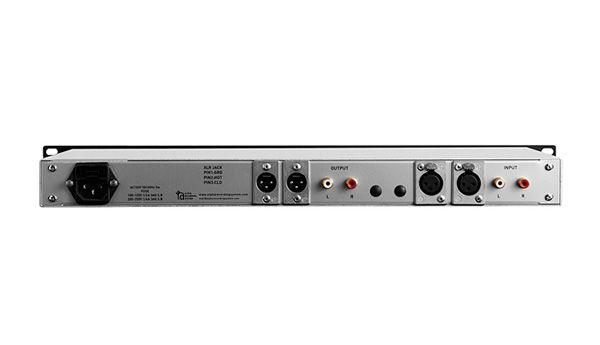 Alpha Recording System 5 band EQ (back)