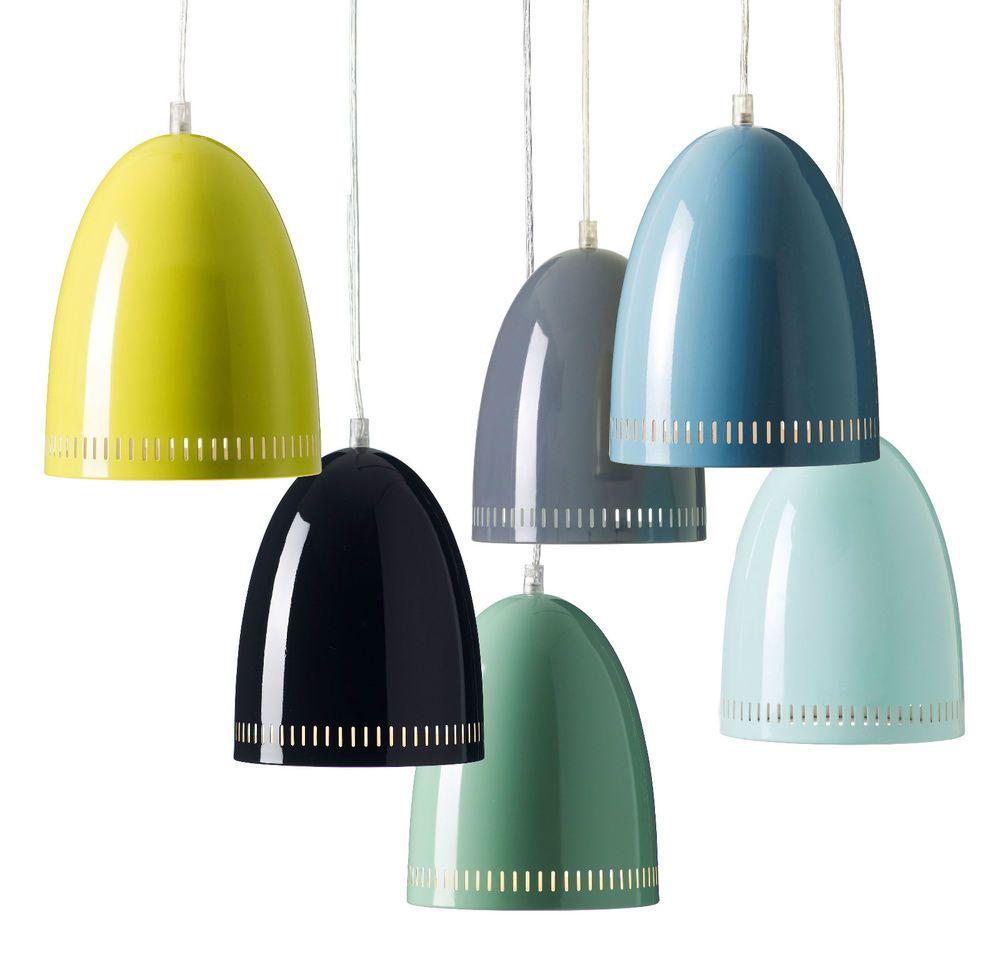 Details Zu Pendelleuchte Dänisches Design Metall Retro Vintage Lampe Hängelampe Danish Neu