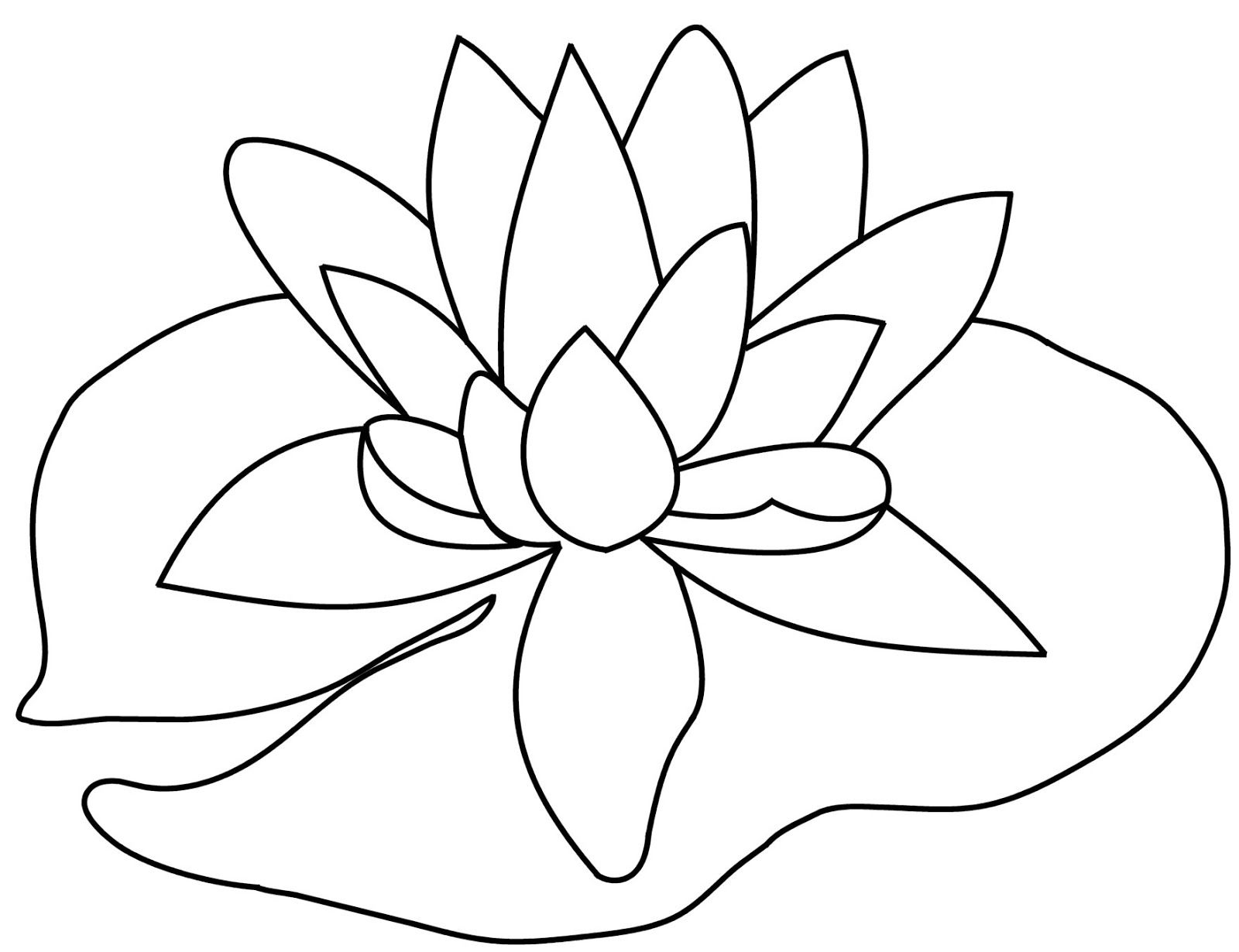 Free Lily Pad Template Download Free Clip Art Free Clip Art On