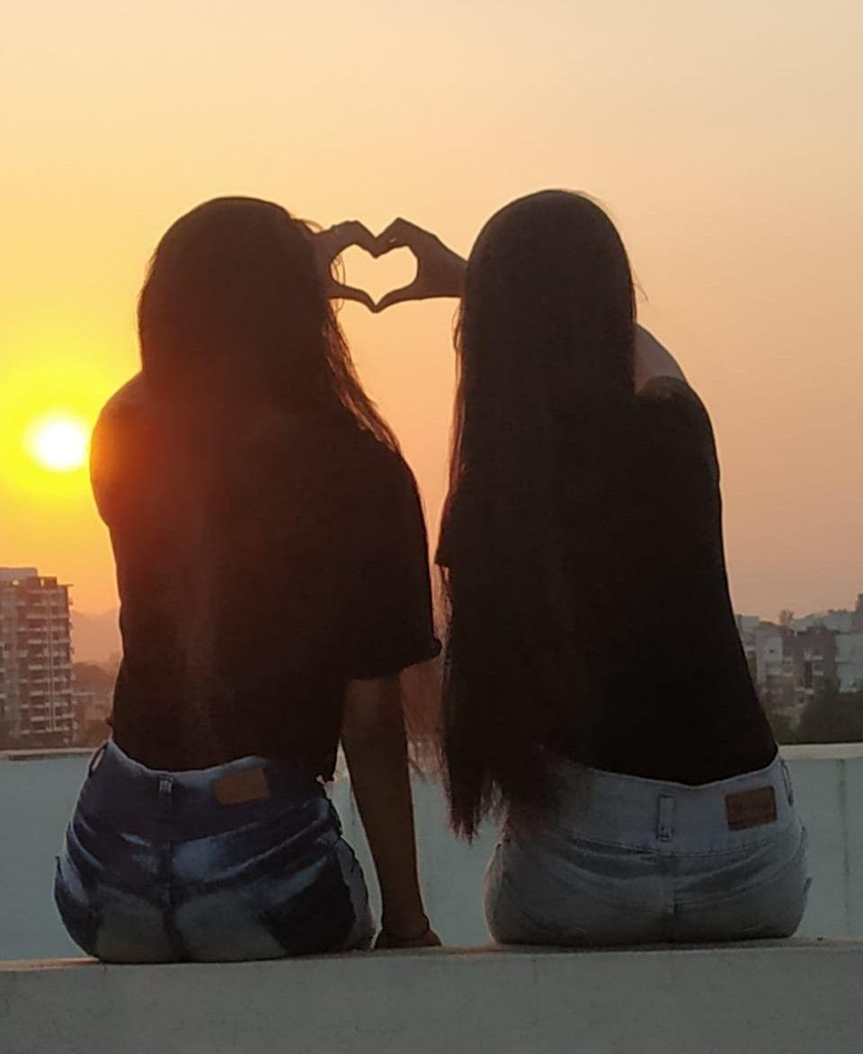 Me encanta eso son amigas #bestfriendsforever in 2020 | Bff photoshoot, Friend photoshoot, Best friend photography