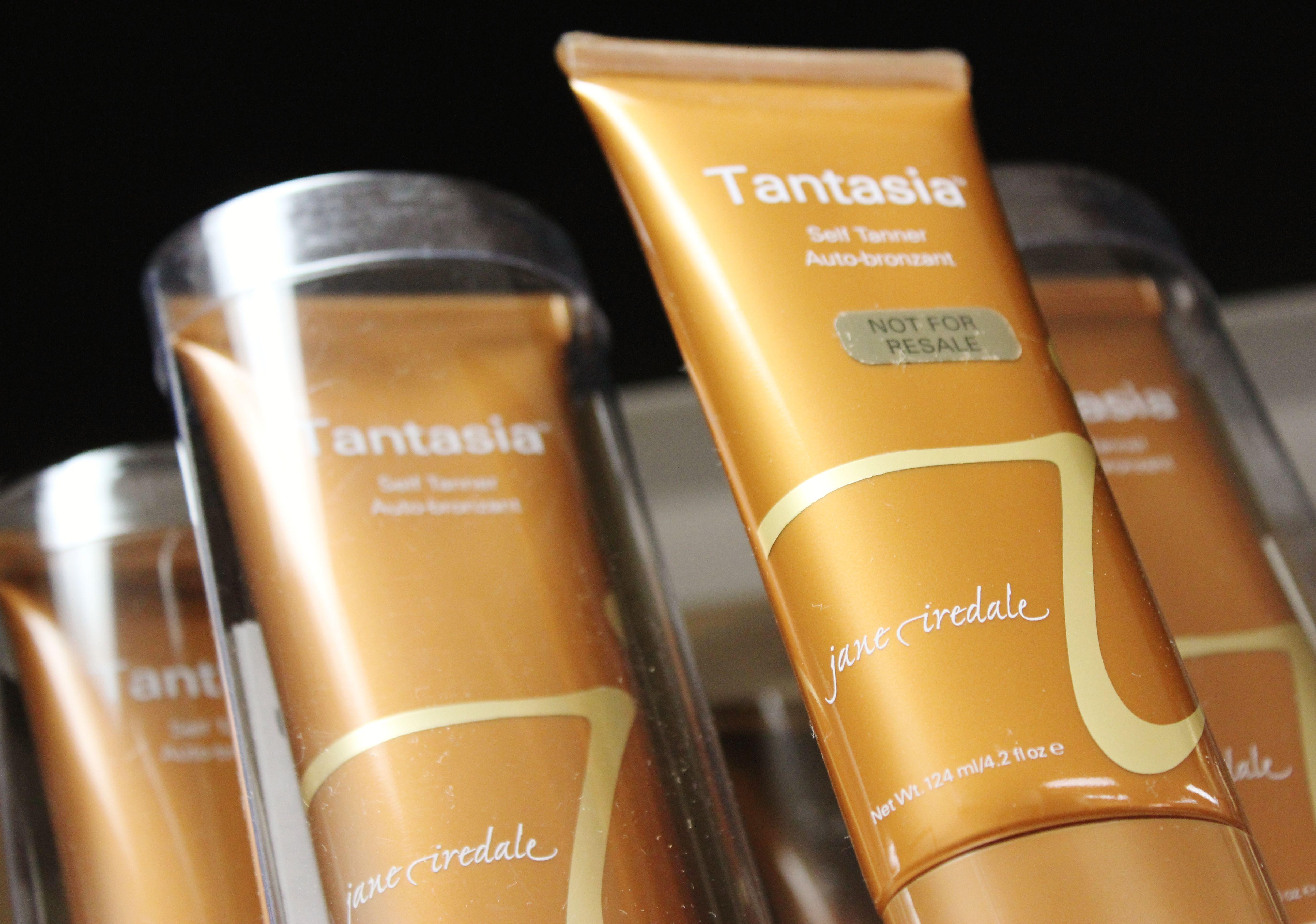 Tantasia! Amazing self tanner! Jane iredale makeup