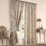 These would look great in my new flat! Natural Arianna Curtain Collection