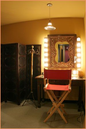More Makeup Mirrors Dressing Room Studio Decor Studio Photography