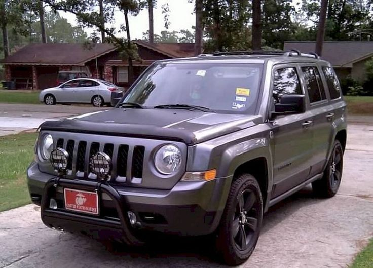 The best lifted jeep patriot compact crossover suv no 26