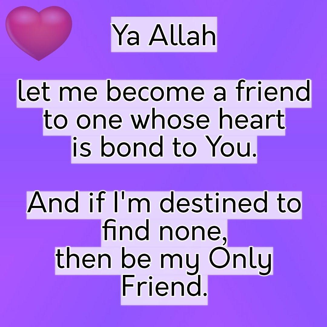 Ameen! #Islam #Friendship #Faith | Islam | Islamic quotes