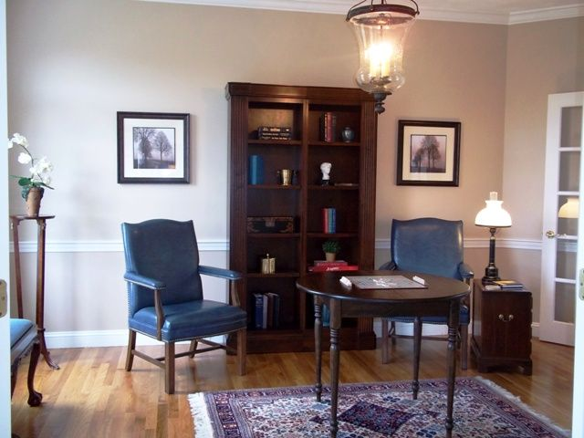 Dining Room Turned Reading Game Debbe Daley Designs LLC