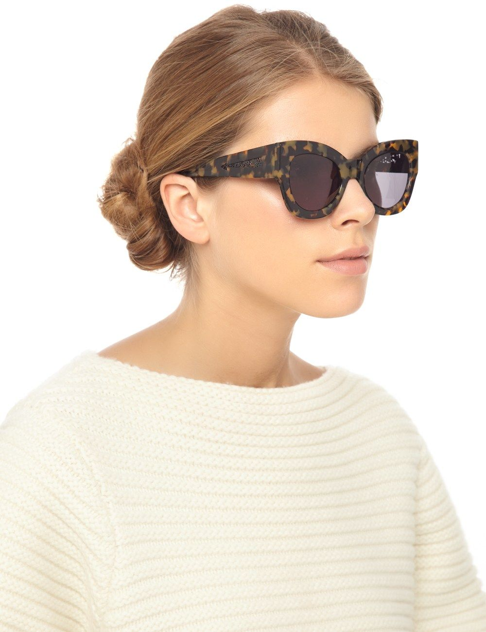 98afdb6808e2 Tortoise Northern Lights Sunglasses by Karen Walker $260 | Shades ...