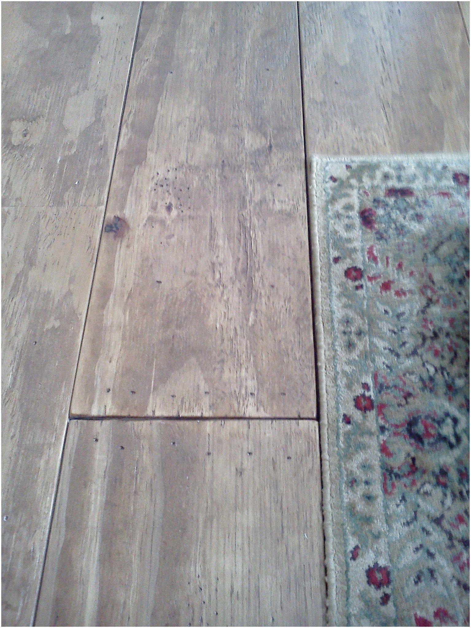 plywood flooring... cost them 75 cents per sq ft including