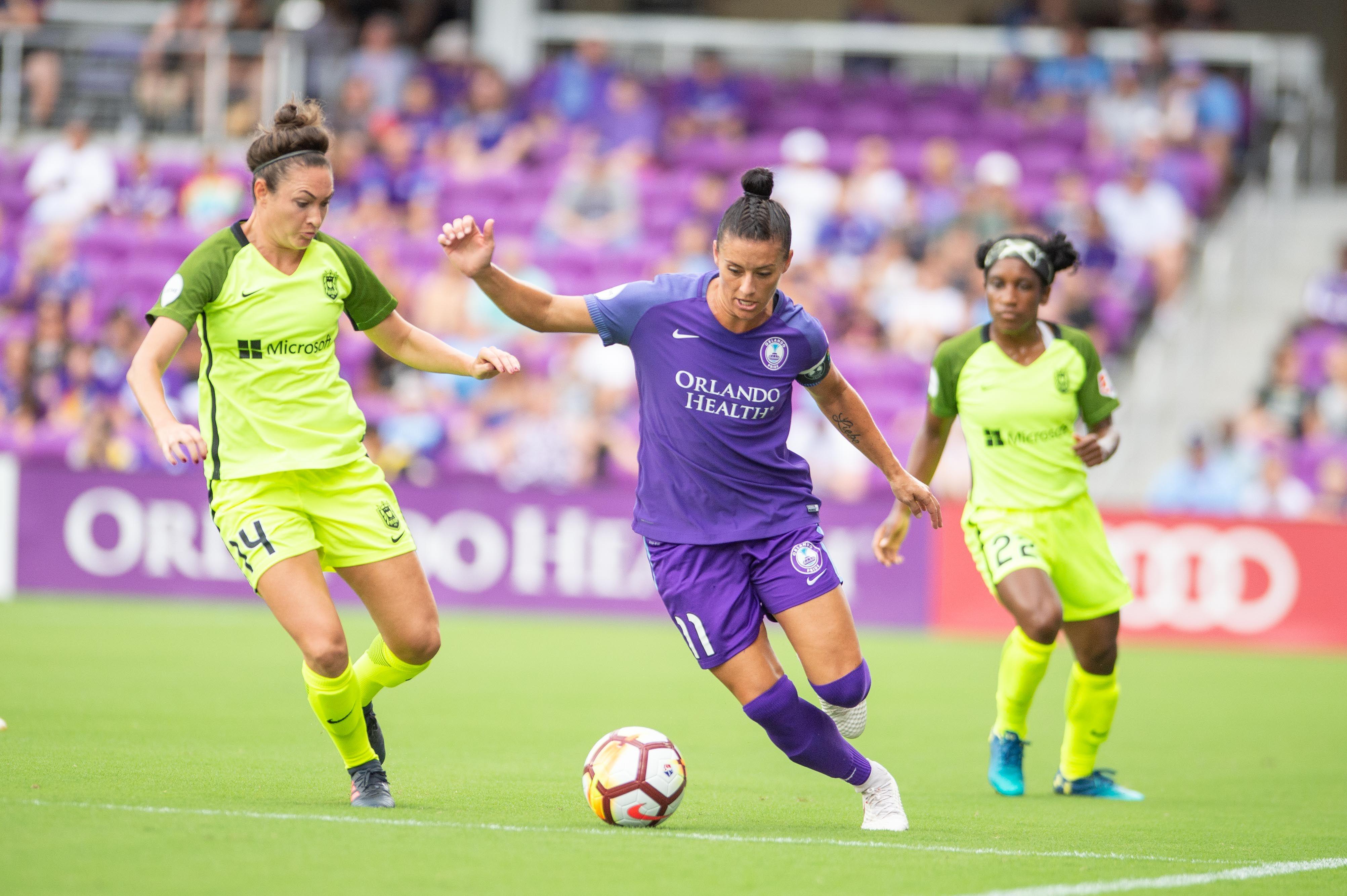 Orlando Pride Announces 2020 Preseason Roster Pro Soccer Usa In 2020 Orlando Pride Usa Soccer Women Uswnt