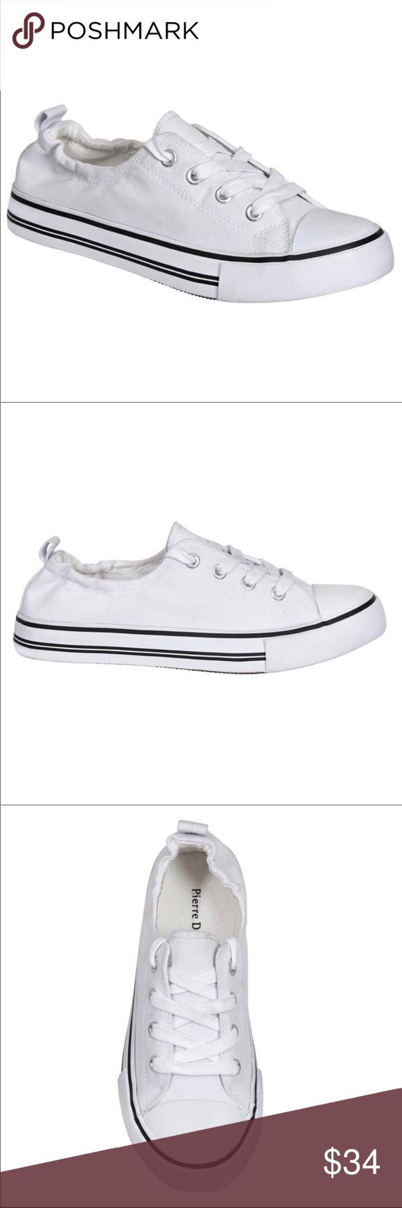 ⭐️ Pierre Dumas White Sneaker Boutique