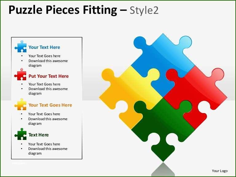 Puzzle Piece Powerpoint Template 14 Plan In 2020 Powerpoint Templates Powerpoint Slide Designs Business Powerpoint Presentation