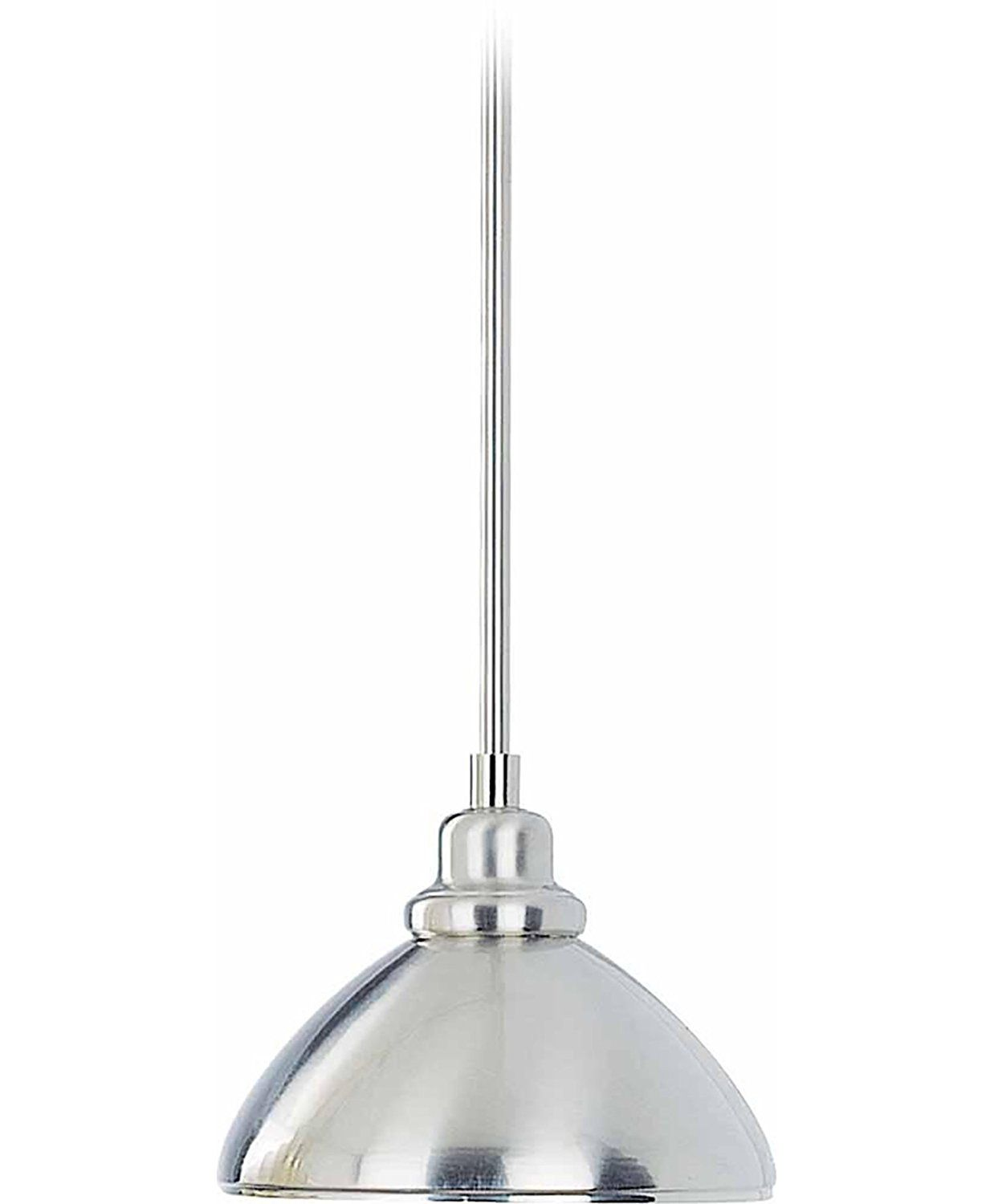 brushed nickel finish mini pendant u ʟıɢһṭ ȗƿ my darkness
