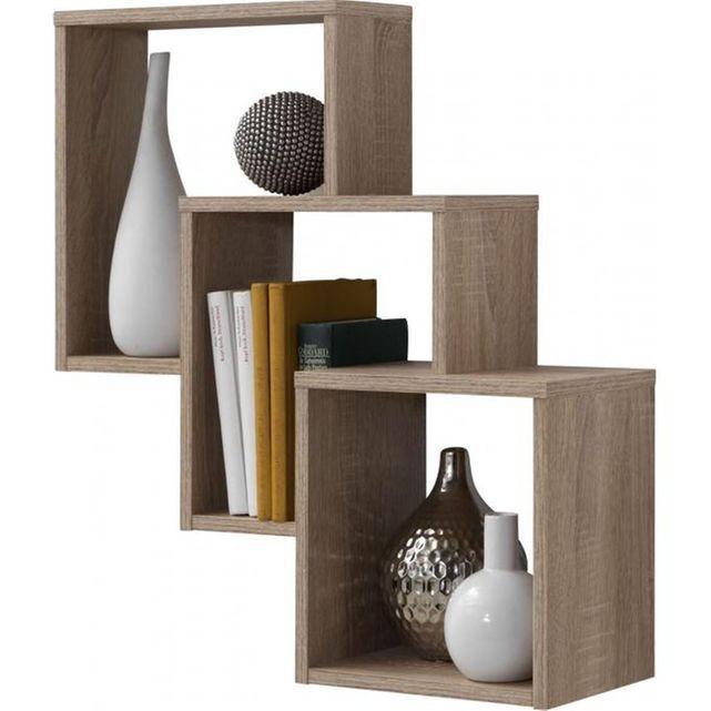 niche murale 3 cases ch ne betty id es appartement en. Black Bedroom Furniture Sets. Home Design Ideas