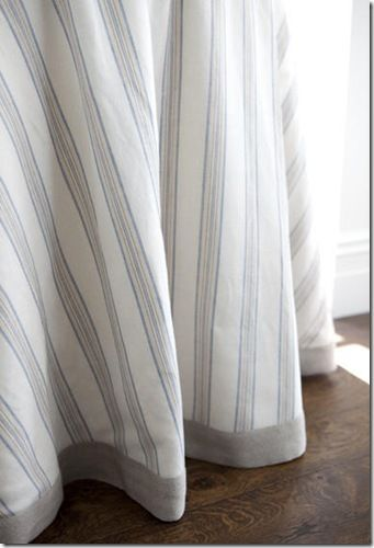 Proper Curtain Length Curtain Length Curtains Interior