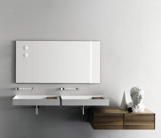 Wash Basins Wash Basins A Bathroom Washbasin Boffi Check - Salle de bain boffi
