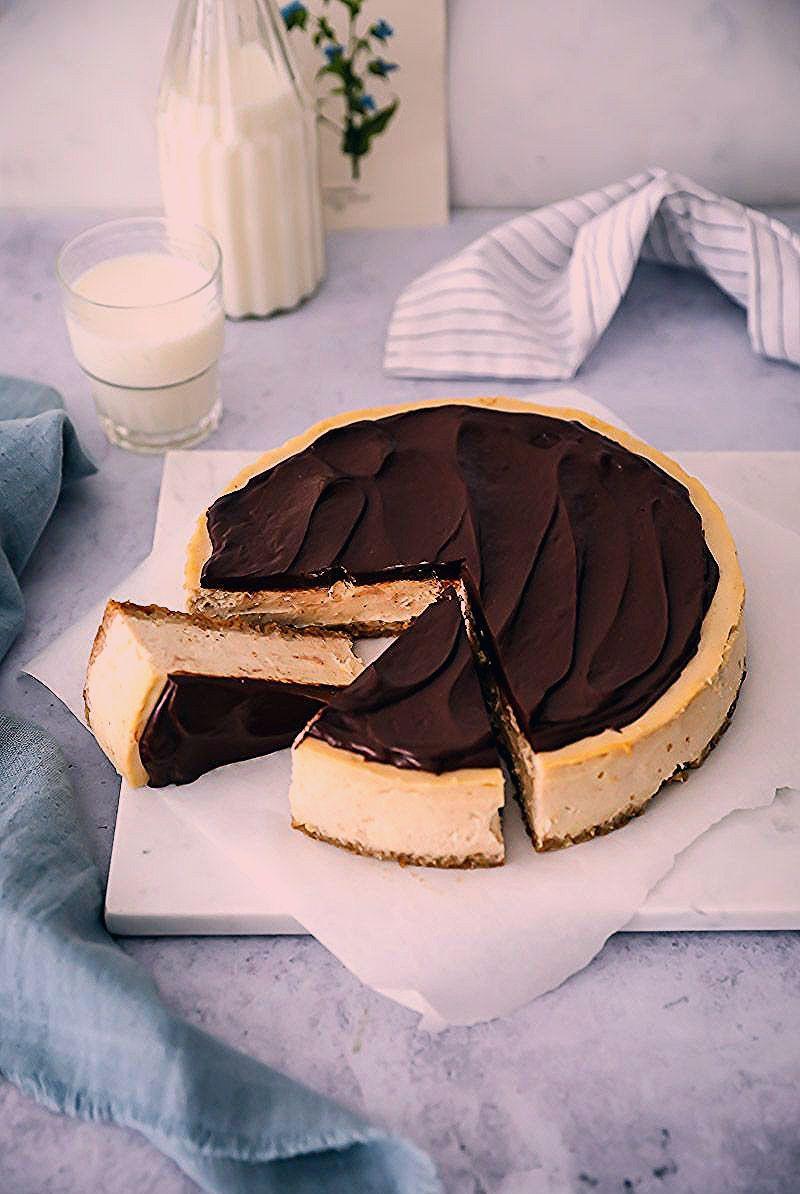 Photo of Zimt New York Cheesecake Rezept
