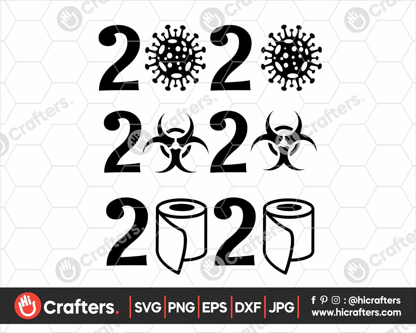 Pin on 2020 Quarantine SVG PNG Files