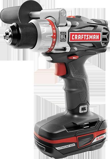 Craftsman C3 Brushless Drill Driver Com Imagens Ferramentas Gerais Ferramentas