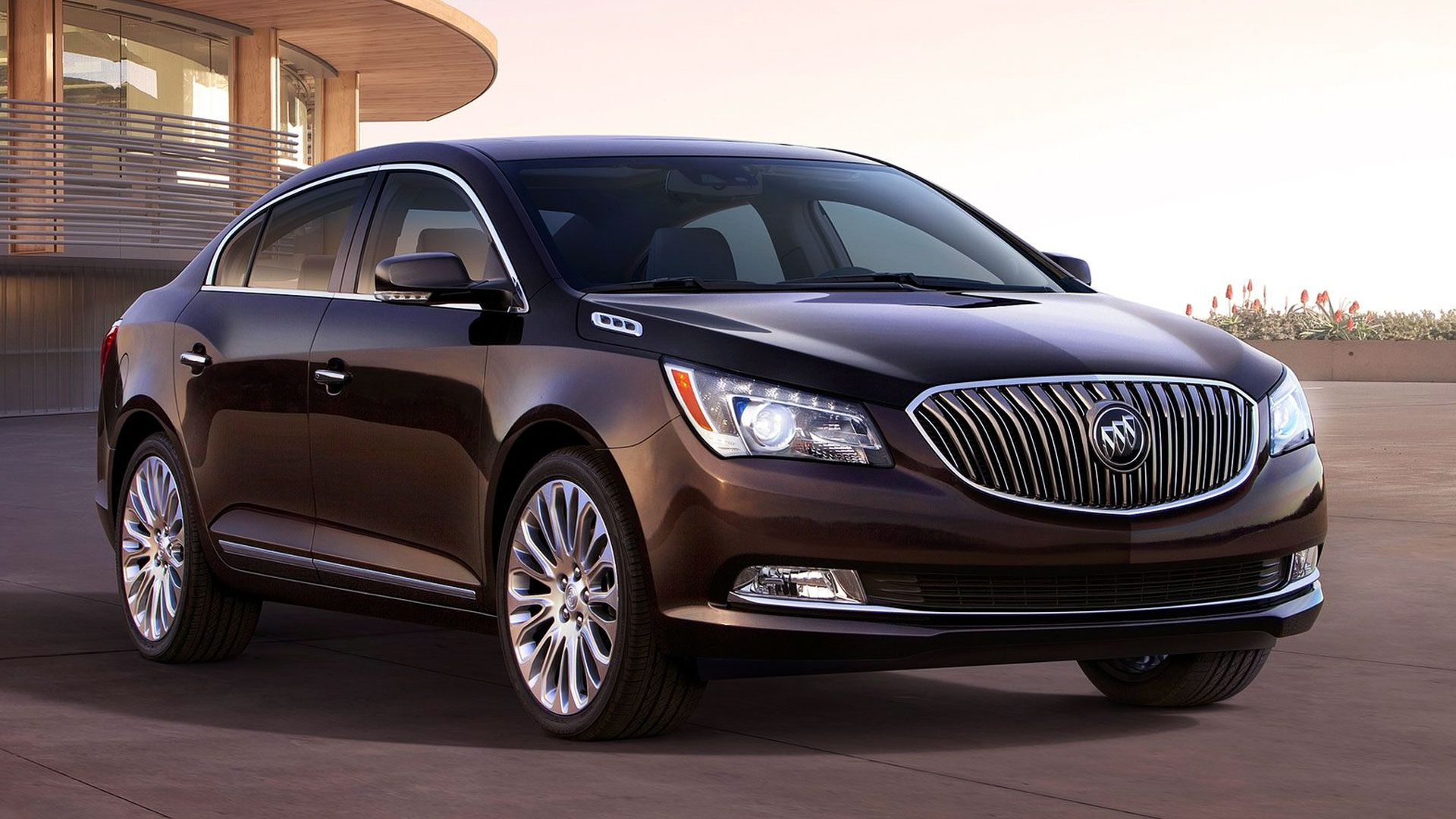 buick big beautiful sedan is lacrosse review reviews