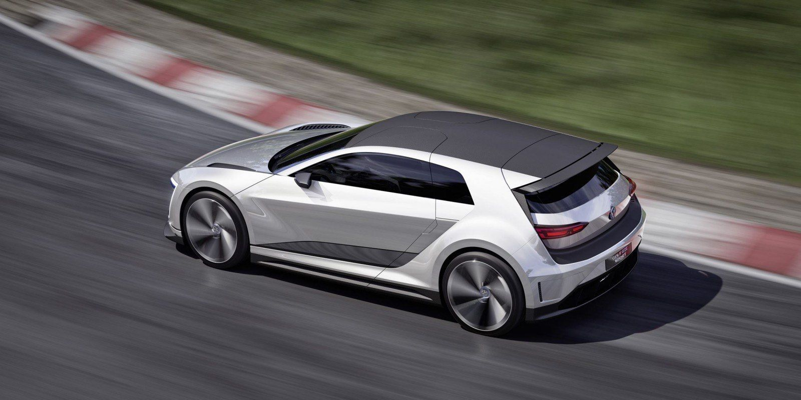 2015 Vw Golf Gte Sport Concept 2016 Gti Clubsport Production