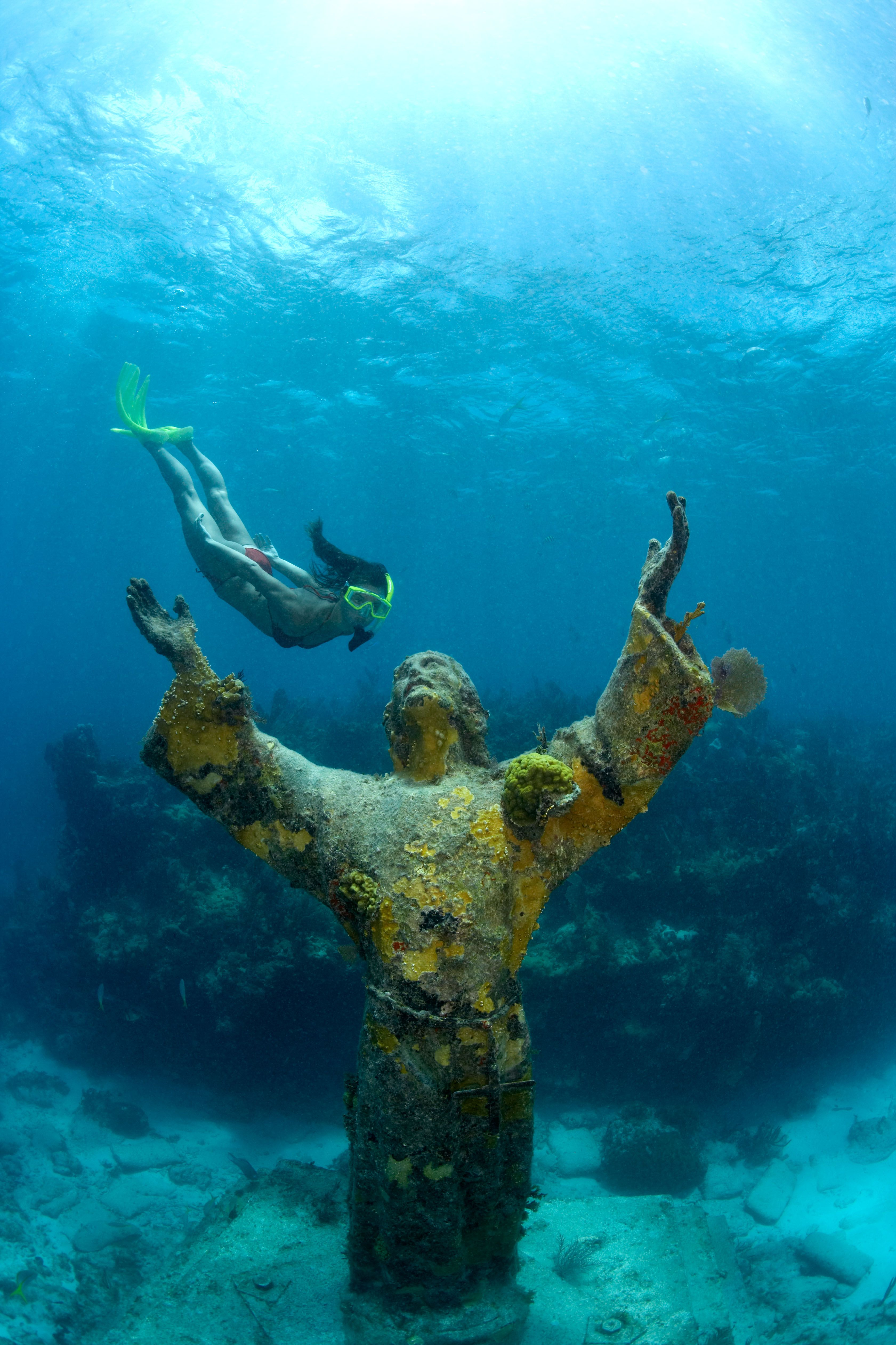 The Florida Keys Are A Big Draw For Snorkelers Who Cherish