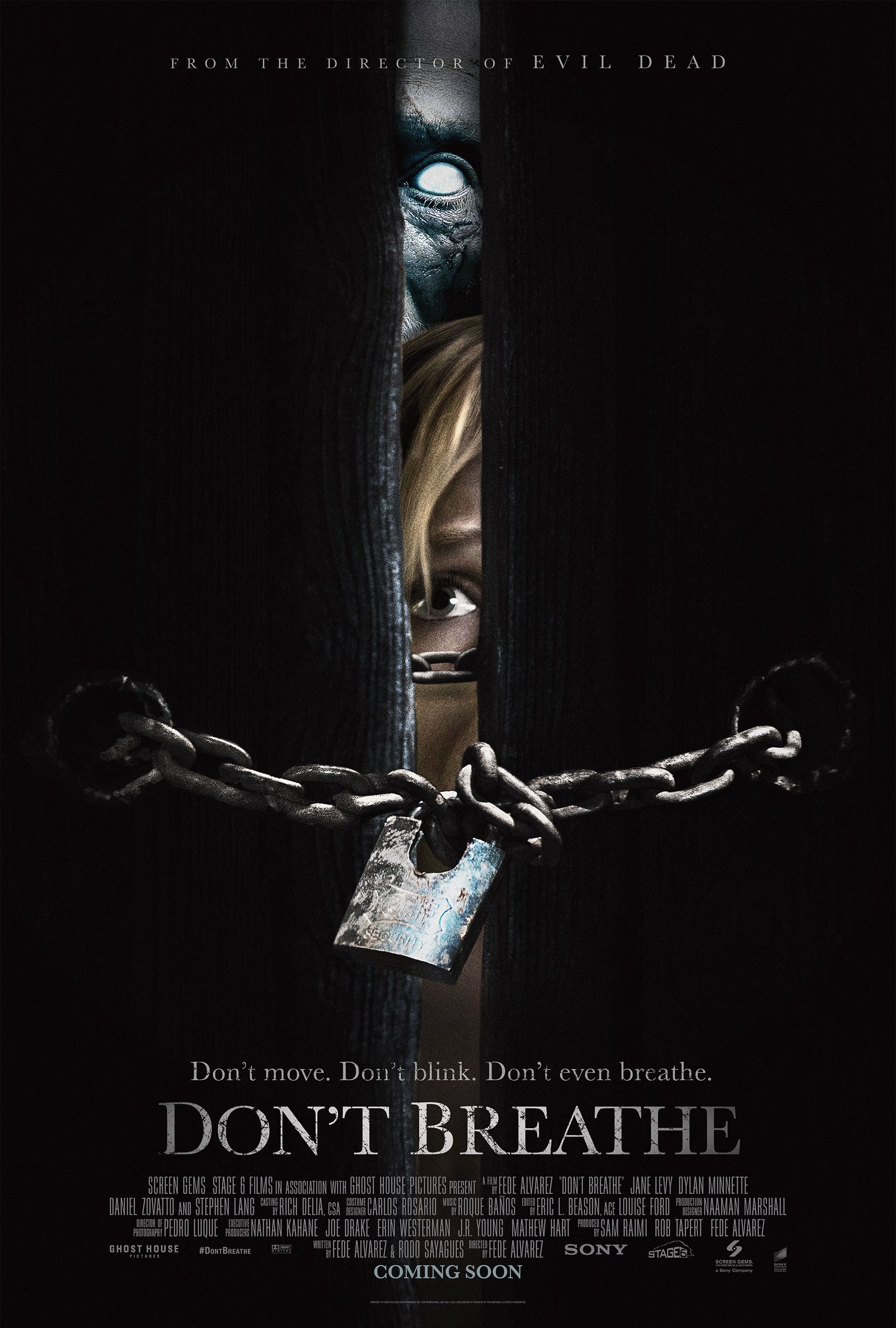 Don't Breathe - Full Movie Watch Online, Download and
