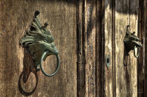 Just a door knockers
