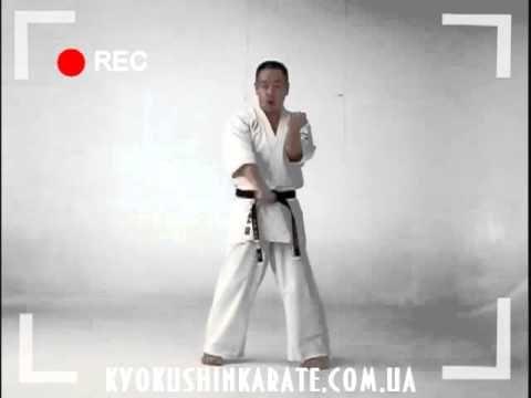 Pinan Sono San - Kata Kyokushin Karate - YouTube