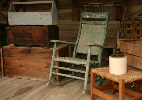 antique rocking chair identification How to Identify an Antique Rocking Chair   Antiquing   Pinterest  antique rocking chair identification