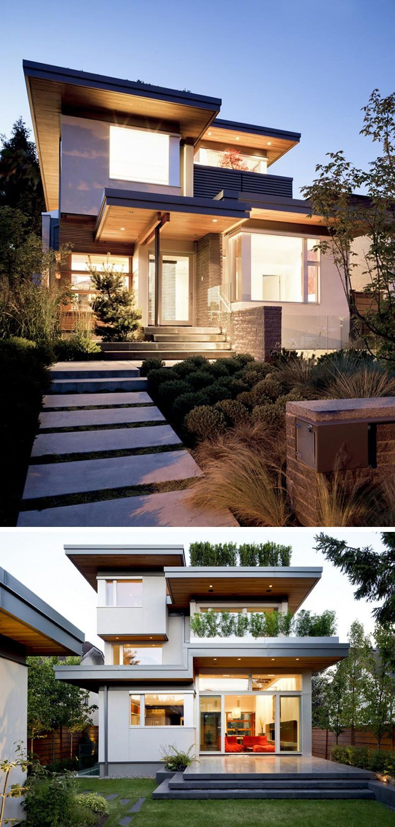 20 Awesome Examples Of Pacific Northwest Architecture | Innen außen ...