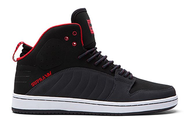 sports shoes d00f1 aa24e Supra S1W sneakers - Charcoal   Grey - Red