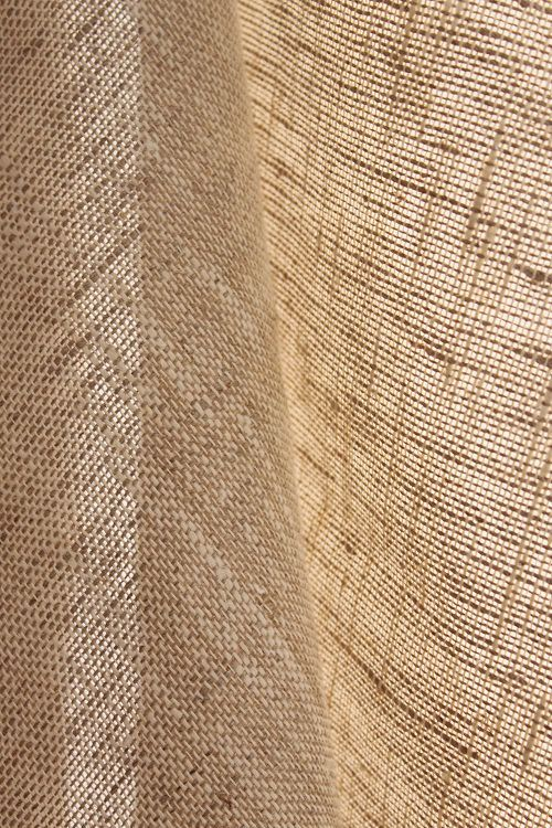 Natural Linen Hemp Fabric Home Decor Fabric For By Fabricmade, $6.20