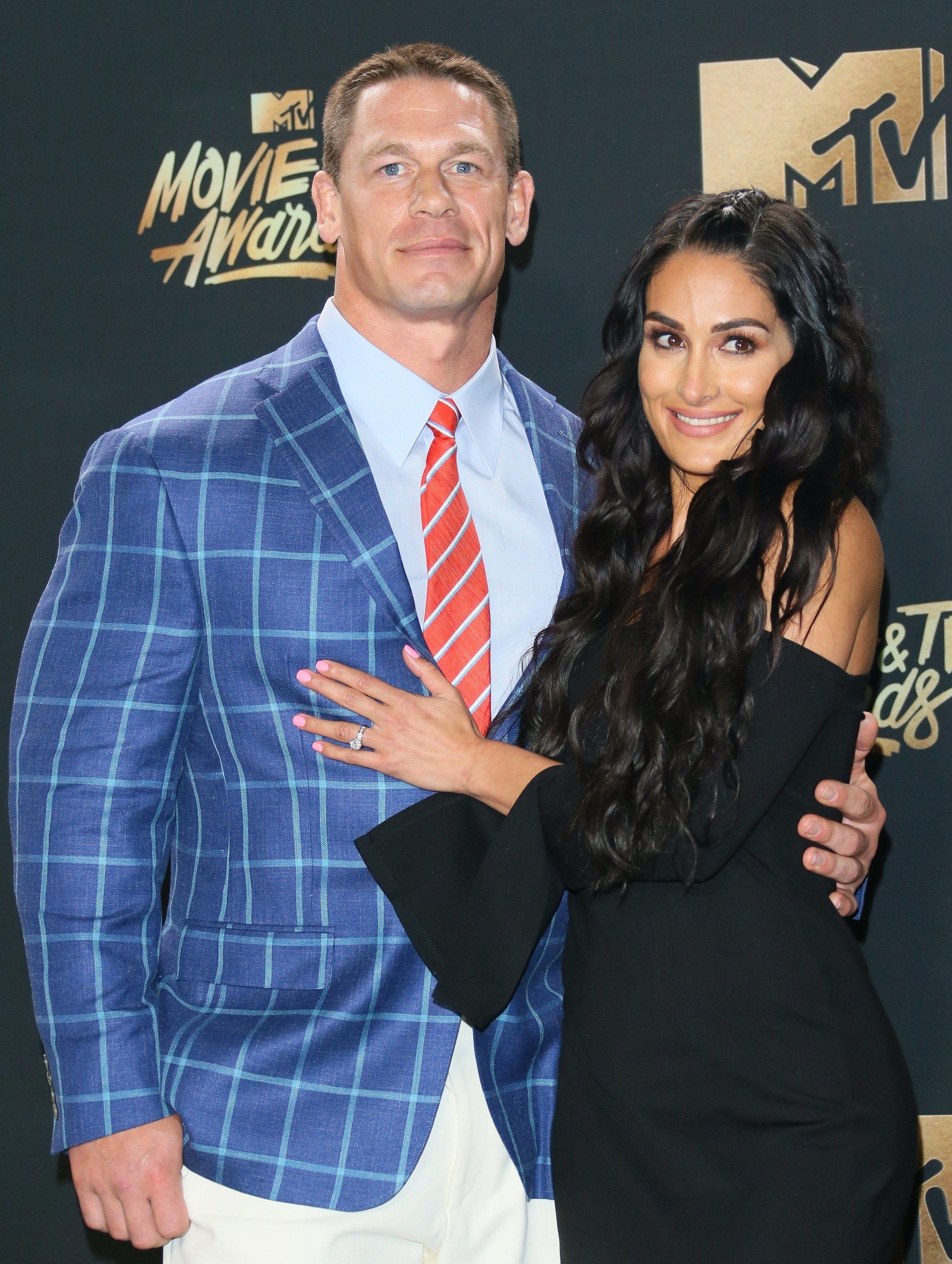 Nikki Bella And John Cena Wedding.Nikki Bella Reveals She Wants A Black Tie Wedding Wwe Couples