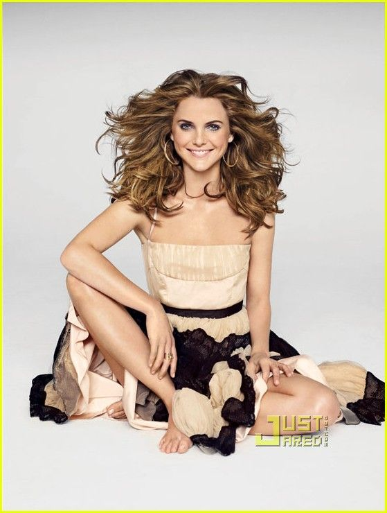 Keri Russell - she's much more beautiful now than she was in Felicity
