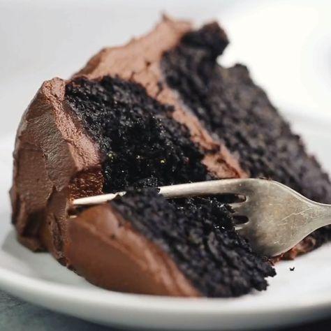 Best Paleo Avocado Chocolate Cake - Paleo Gluten F