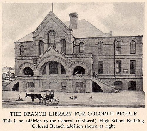 Library Boards, School Building, Galveston, Schools In, Public Libraries,  African Americans, Coloured People, Branches, Black Child