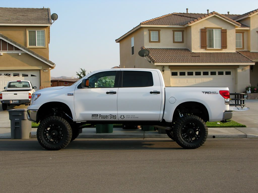 Toyota Tundra, hoping to add one to the fleet of www