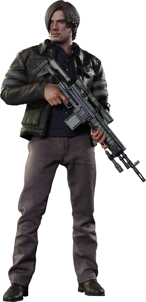 Resident Evil Leon S Kennedy Sixth Scale Figure By Hot Toys Leon S Kennedy Resident Evil Leon Hot Toys