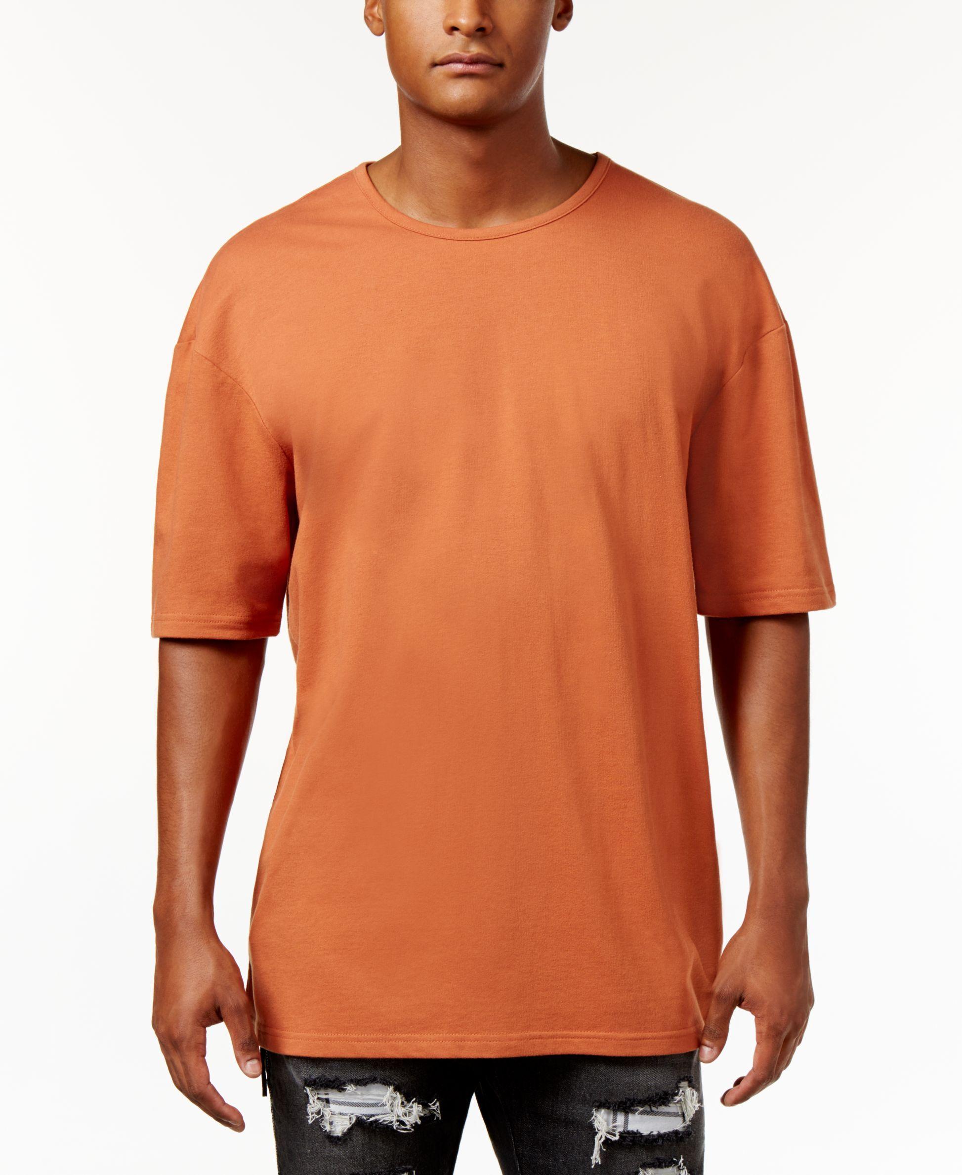 Jaywalker Men's Drop-Shoulder Boxy T-Shirt